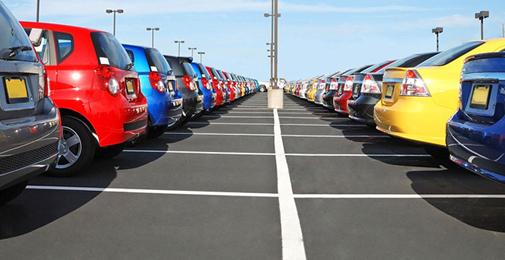 car parking managment